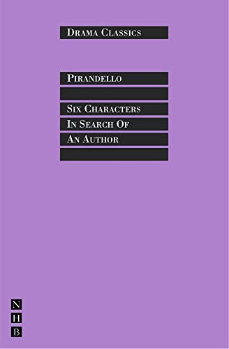 9781854590893: Six Characters in Search of an Author (Drama Classics)