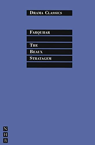 9781854591548: The Beaux Stratagem (NHB Drama Classics)
