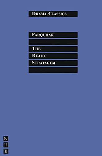9781854591548: The Beaux Stratagem (NHB Drama Classics)