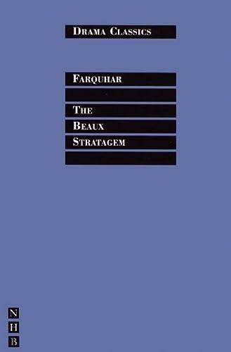 9781854591548: The Beaux' Stratagem (Drama Classics)