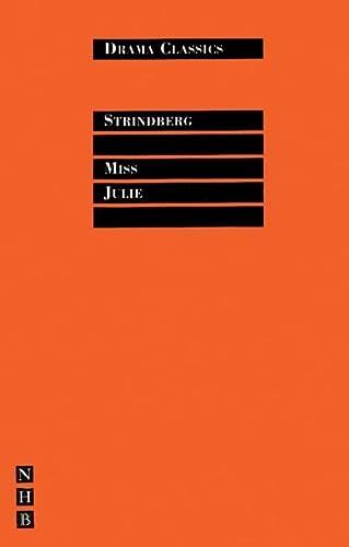9781854592057: Miss Julie (Drama Classics)