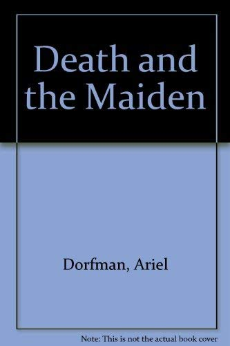 9781854592088: Death and the Maiden