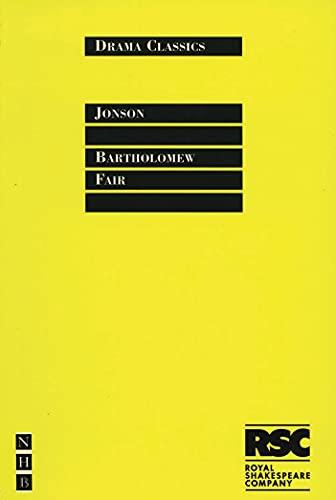 9781854593047: Bartholomew Fair (Drama Classics)
