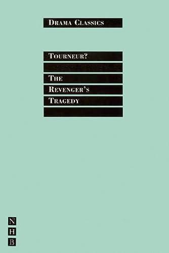 9781854593306: Revenger's Tragedy