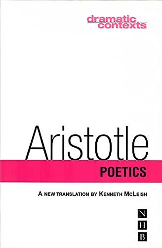9781854593337: Poetics (Dramatic Contexts)