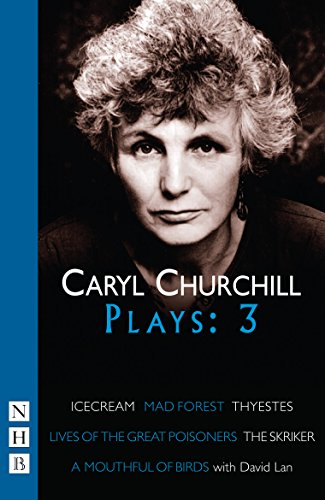Churchill Plays: 3 (Collected Plays vol. 3): Caryl Churchill