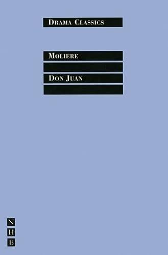 9781854593566: Don Juan (Drama Classics)