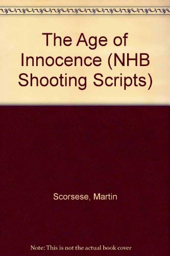 9781854593658: The Age of Innocence (NHB Shooting Scripts)