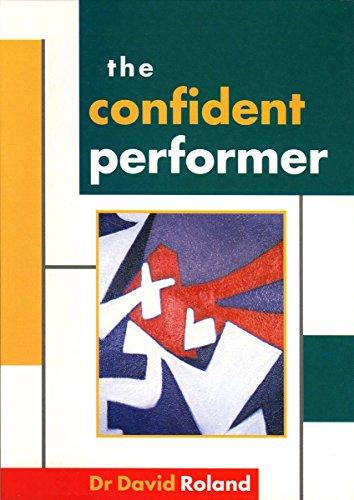 9781854593870: The Confident Performer (Theatrecraft)