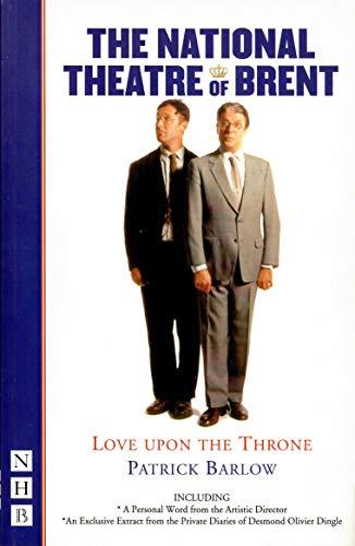 9781854594211: Love Upon the Throne (Nick Hern Books)