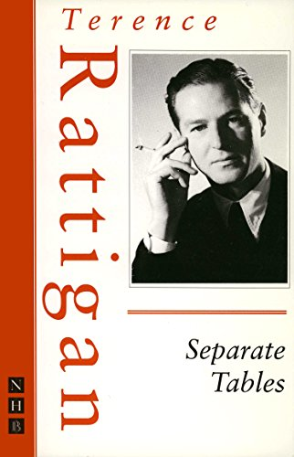 9781854594242: Separate Tables (Nick Hern Books)