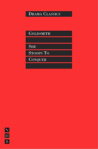 9781854594419: She Stoops to Conquer (Nick Hern Books)