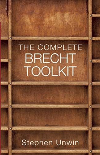 9781854595508: The Complete Brecht Toolkit