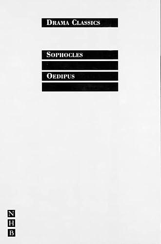 9781854596109: Oedipus (Drama Classics)