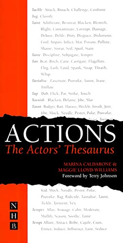 9781854596741: Actions: The Actor's Thesaurus