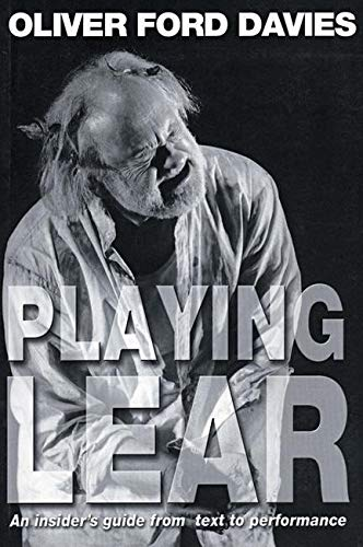 Playing Lear: Davies, Oliver Ford