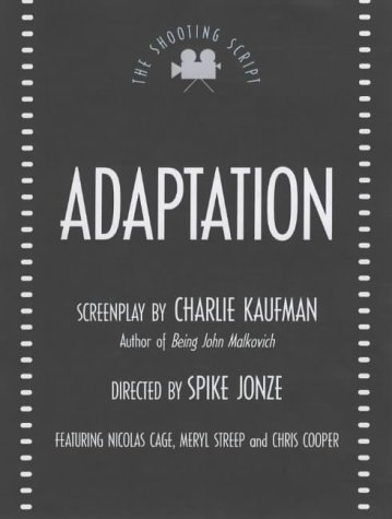 9781854597083: Adaptation (Shooting Scripts)