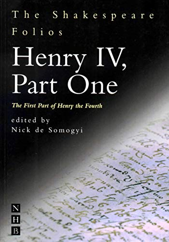 9781854597205: Henry IV Part 1 (The Shakespeare Folios) (Pt.1)
