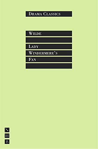 9781854597717: Lady Windermere's Fan (Drama Classics)