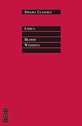 9781854597922: Blood Wedding (Drama Classics)