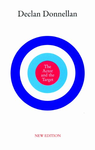 The Actor and the Target (Paperback): Declan Donnellan