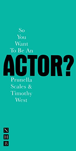 9781854598790: So You Want to Be an Actor?