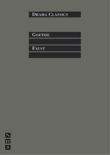 Faust: Goethe, Johann Wolfgang