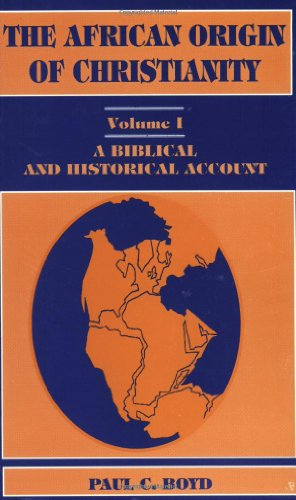 9781854650177: The African Origin Of Christianity Vol.1 (v. 1)