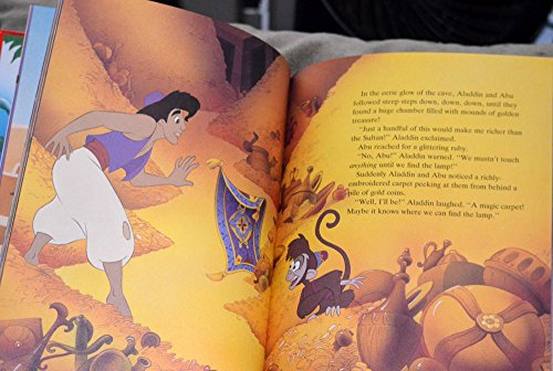 9781854699466: Disney's Aladdin (Disney Classic Series)