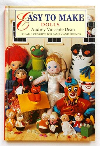 9781854700483: Dolls (Easy to Make!)