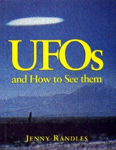 9781854700490: UFOS & HOW TO SEE THEM