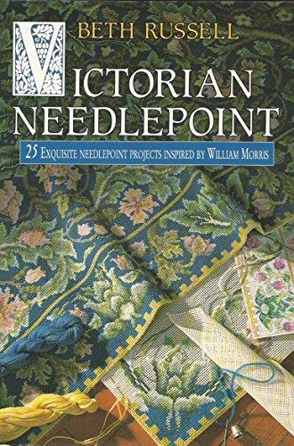 9781854702586: Victorian Needlepoint