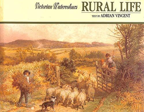 9781854710161: Victorian Watercolours:Rural Life