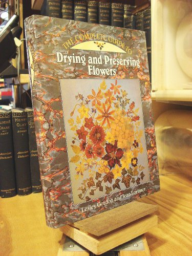9781854710543: Drying and Preserving Flowers