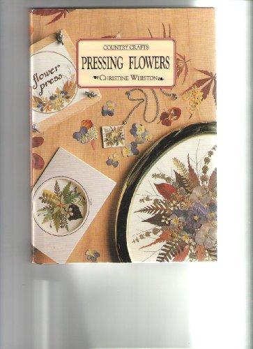 9781854711519: Pressing Flowers