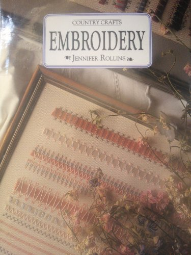 9781854711618: Country Crafts. Embroidery