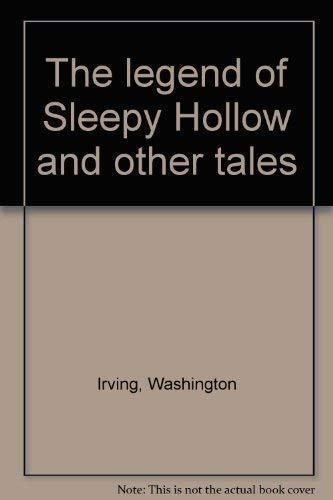 9781854712219: The legend of Sleepy Hollow and other tales