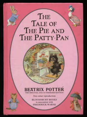 9781854712295: The Tale of the Pie And the Patty-Pan (Original Peter Rabbit Books)