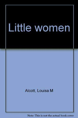 Little Women (1854712306) by Louisa May Alcott