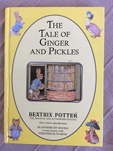 9781854712349: The Tale of Ginger and Pickles