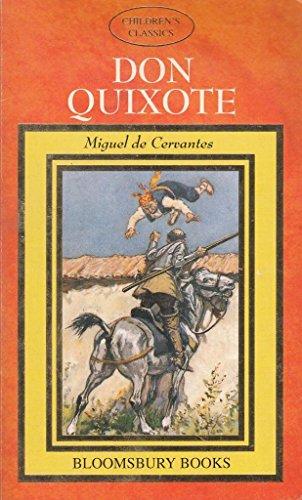 Don Quixote: Cervantes