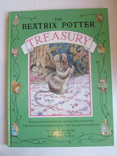 9781854713056: The Beatrix Potter Treasury