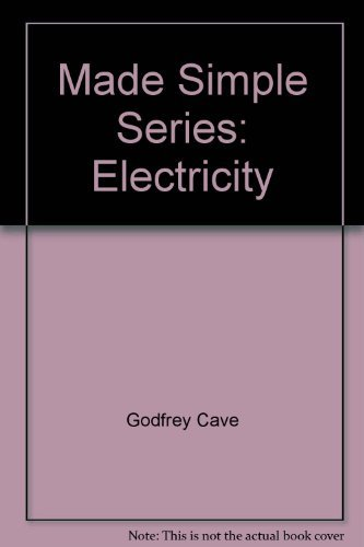 9781854713476: Made Simple Series: Electricity