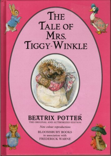 THE TALE OF MRS TIGGY-WINKLE (THE ORIGINAL PETER RABBIT BOOKS): Beatrix Potter