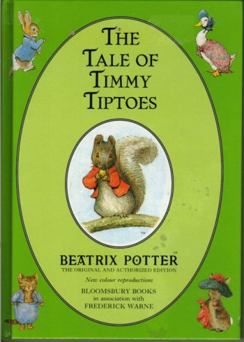 9781854713803: The Tale of Timmy Tiptoes (Original Peter Rabbit Books)