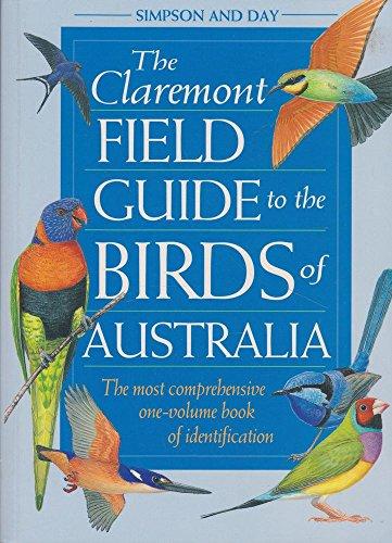 The Claremont Field Guide to The Birds: Ken Simpson, Nicolas