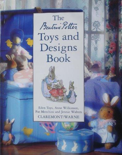 Beatrix Potter Toys and Designs Book: Toys, Eden