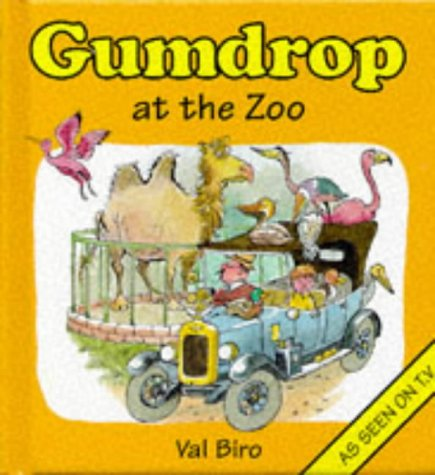 Gumdrop at the Zoo (9781854717917) by Val Biro