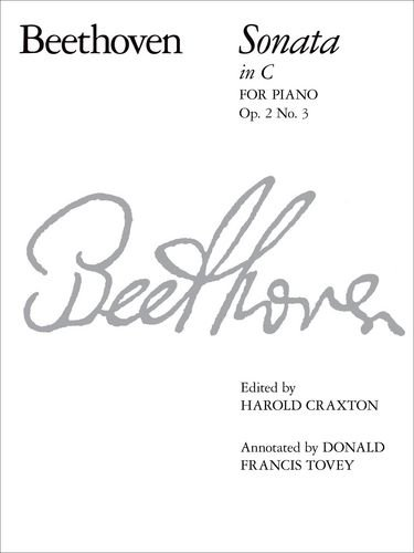 9781854720108: Piano Sonata in C, Op. 2 No. 3 (Signature Series (Abrsm))