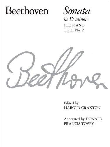 9781854720245: Piano Sonata in D Minor, Op. 31 No. 2: No. 17 (Signature)